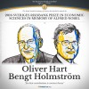 Lecturas de los galarnonados con el  Premio del Banco de Suecia en Ciencias Económicas en memoria de Alfred Nobel