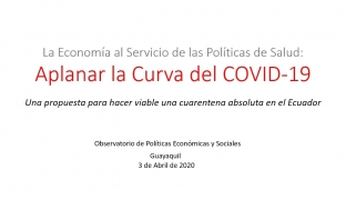 Propuesta de Política Económica para Ecuador: COVID-19