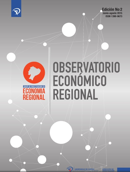 Observatorio Economico Regional