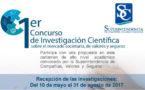 Primer Concurso de Investigación Científica de Análisis Soci...