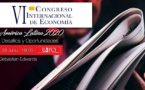 VI Congreso Internacional de Economía - Programa Final