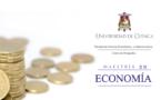 Maestría en Economía de la Facultad de Ciencias Económicas y...